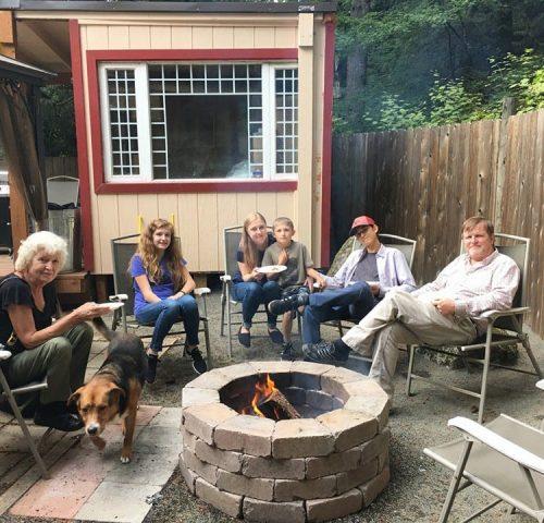 BBQ on Mt Hood